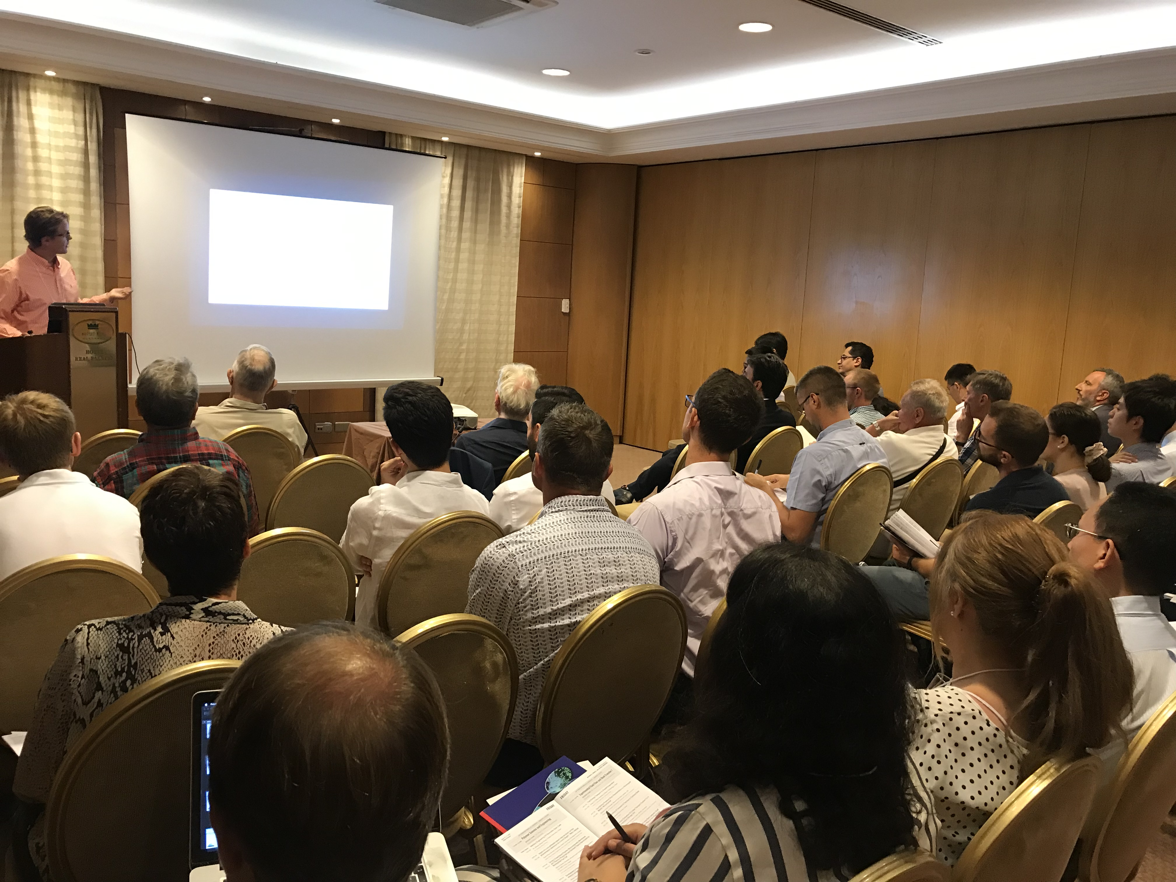 5th World Congress on Mechanical, Chemical, and Material Engineering (MCM'19) - August 15 - 17, 2019 | Lisbon, Portugal - Event Photos
